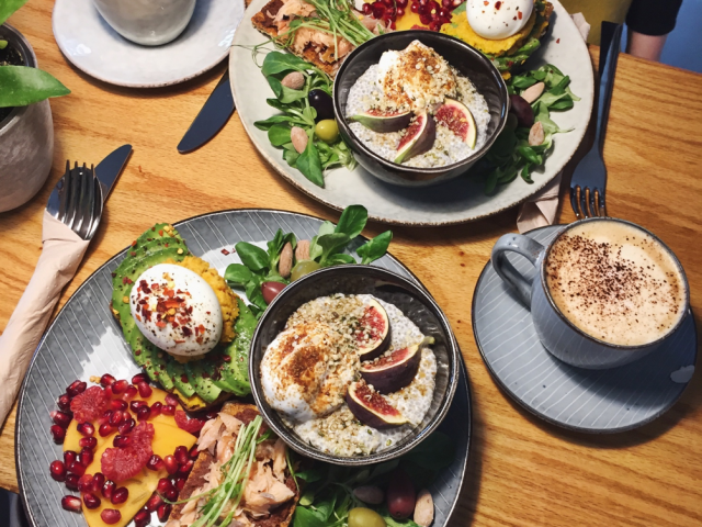 Go get a nice brunch sunday morning. (Photo: Caroline Sølver)