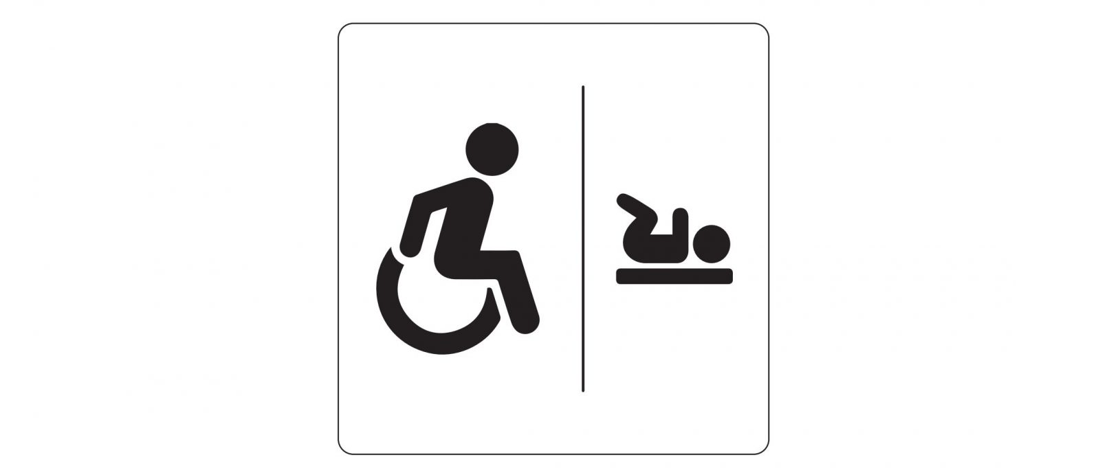 Cbs Has Got All Gender Toilets Signs What Do You Think
