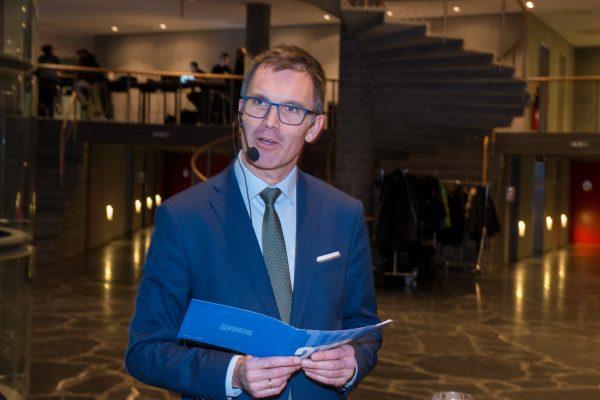 Peter Møllgaard, Dean of Research. (Photo: Jørn Albertus.)