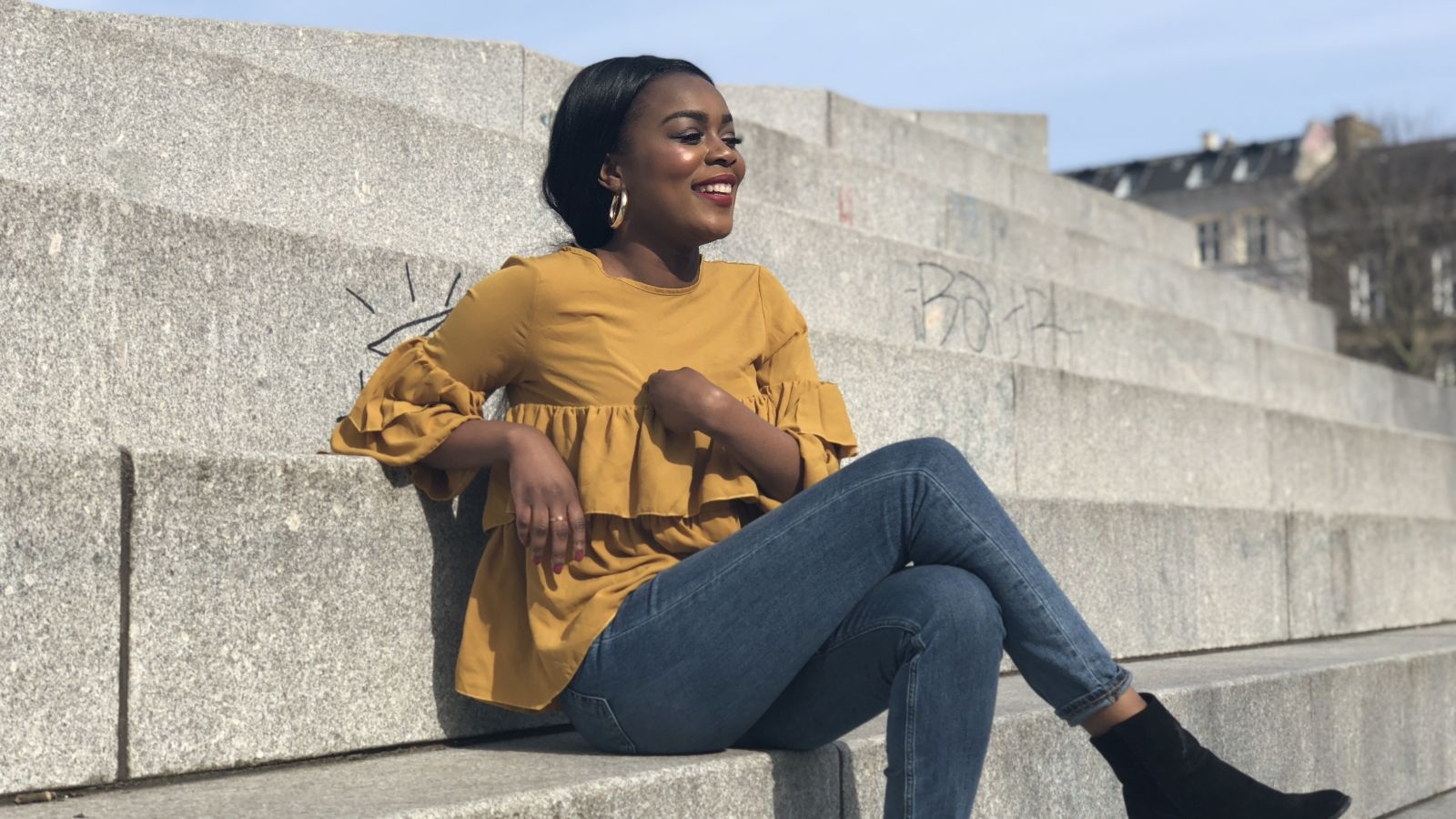 Merveille Musungay, CBS student, writes about how to keep motivated in university.