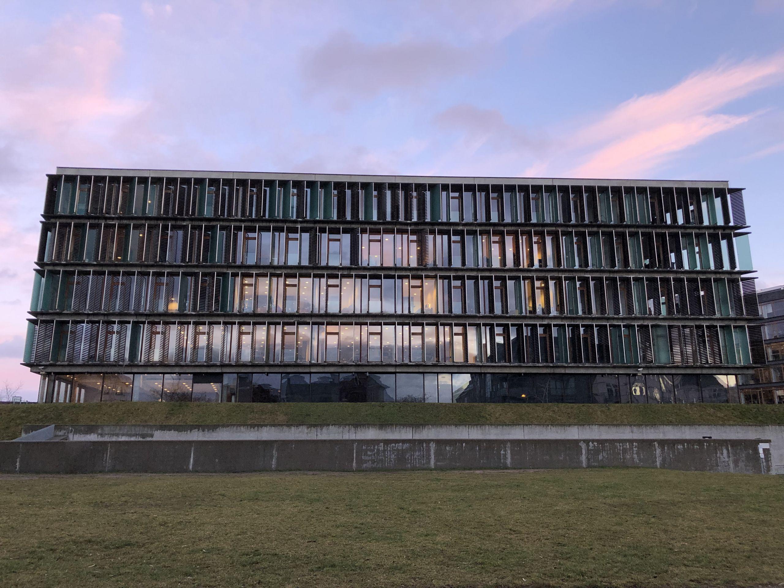 CBS building