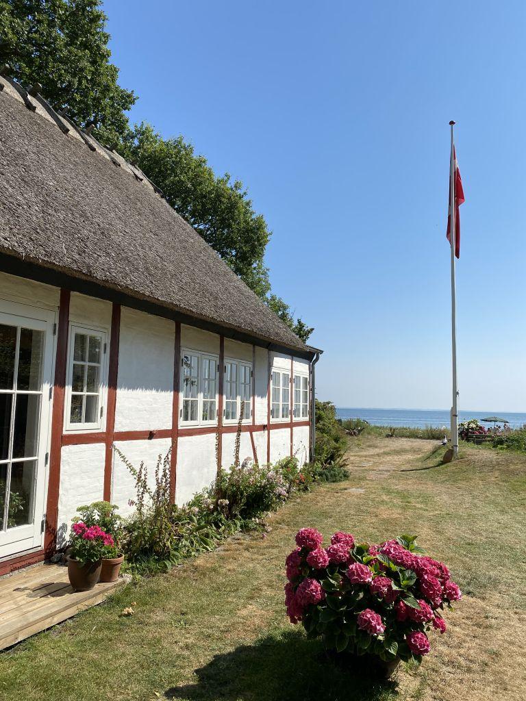 summer house in Denmark