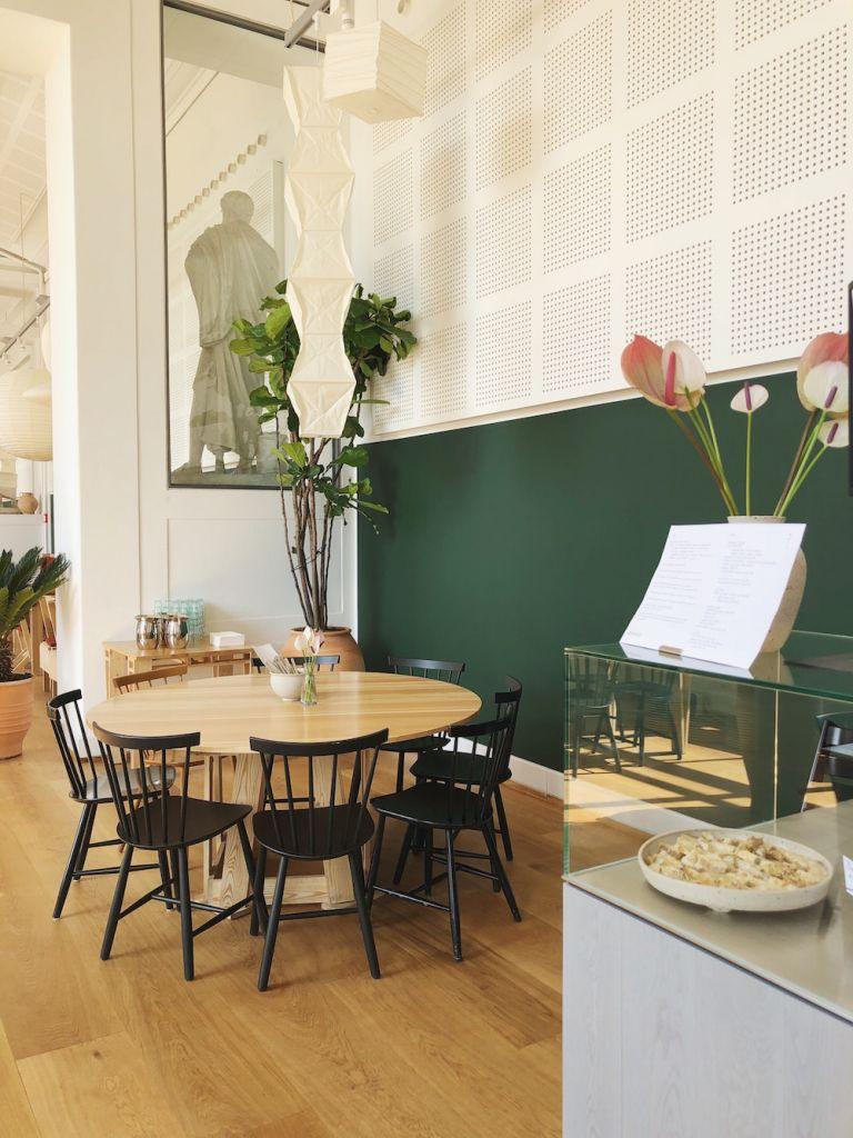 restaurant at The National Gallery of Denmark