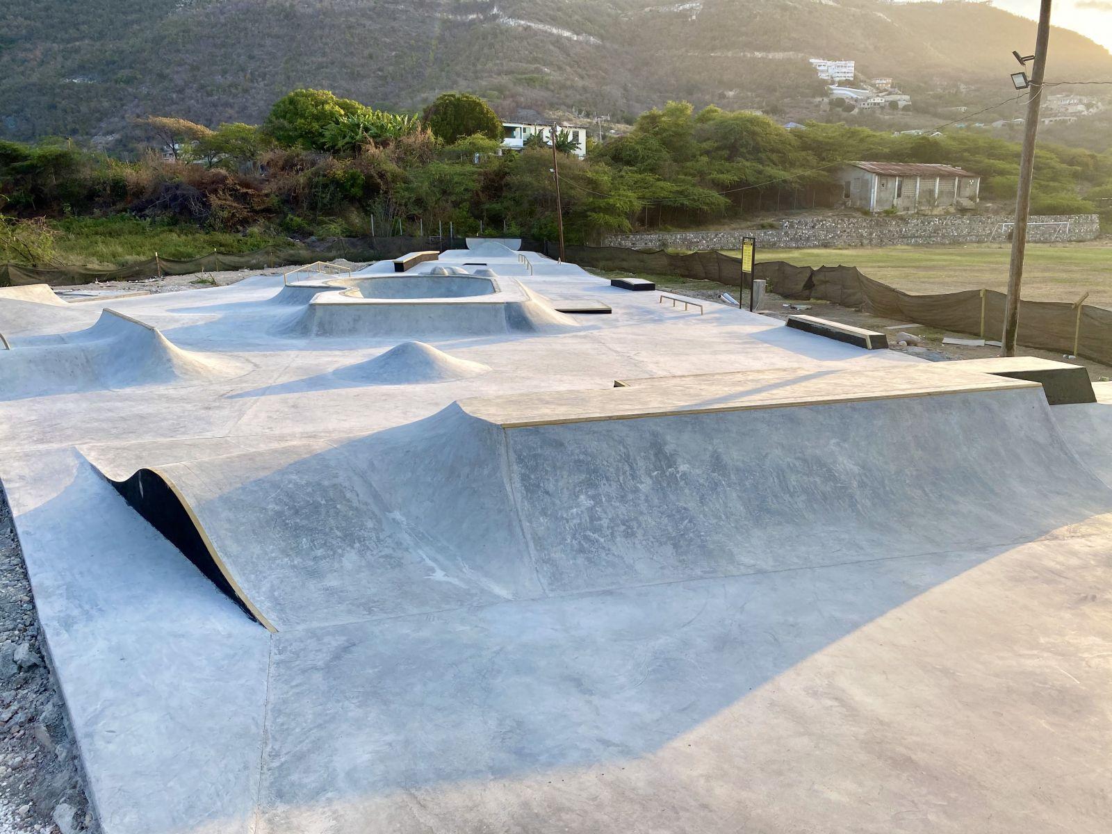 Skateborad park