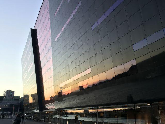 Library in Copenhagen