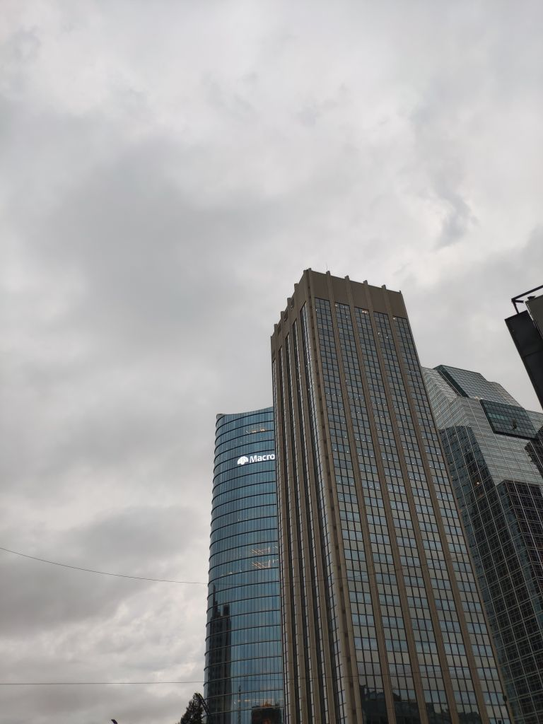 new buildings in Argentine
