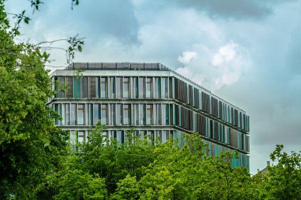 CBS campus building