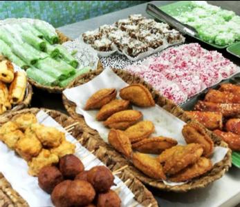 Malaysian cakes